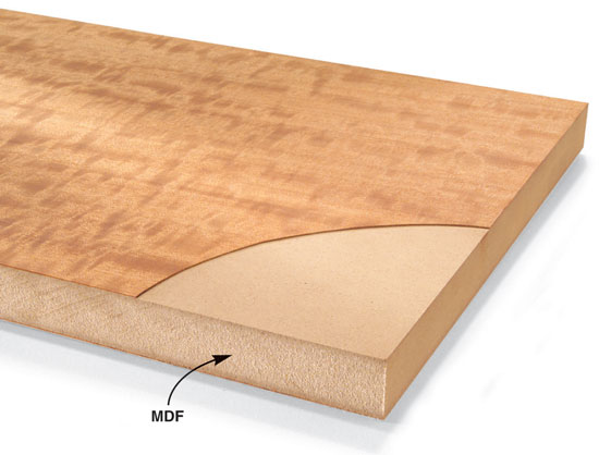 Mdf vs particleboard popular woodworking magazine