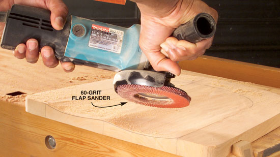 12 Tips For Faster Smoother Better Sanding Popular