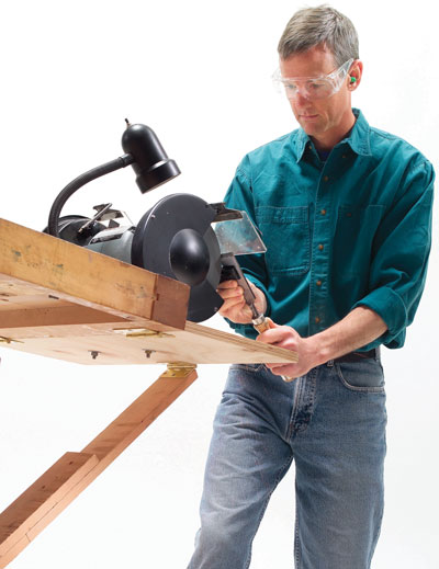 Hide Away Tool Stand Popular Woodworking Magazine