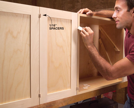 Modular Shop Cabinets Popular Woodworking Magazine