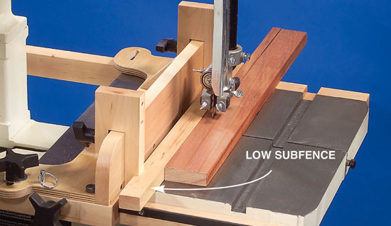 Bandsaw Fence Popular Woodworking Magazine