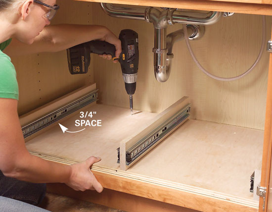 3 Kitchen Storage Projects Popular Woodworking Magazine