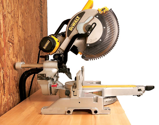 Tool Test 12 In Sliding Compound Miter Saws Popular