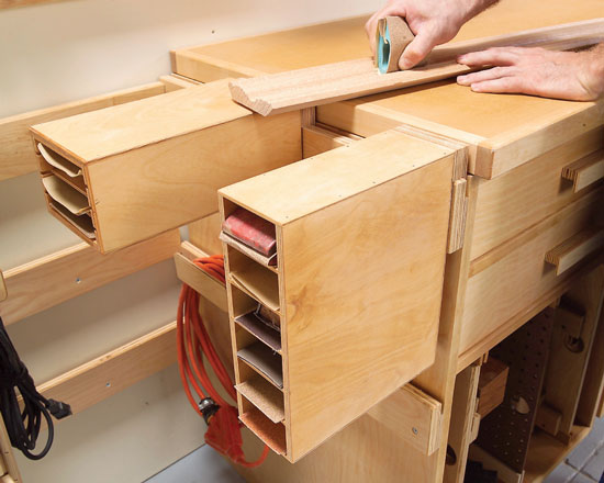 Hyperorganize Your Shop Popular Woodworking Magazine