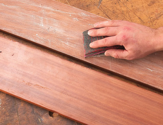 Sources - Outdoor Finishes Popular Woodworking Magazine