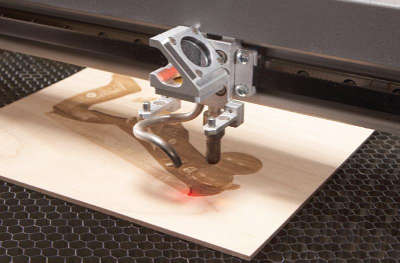 Laser woodworking popular magazine