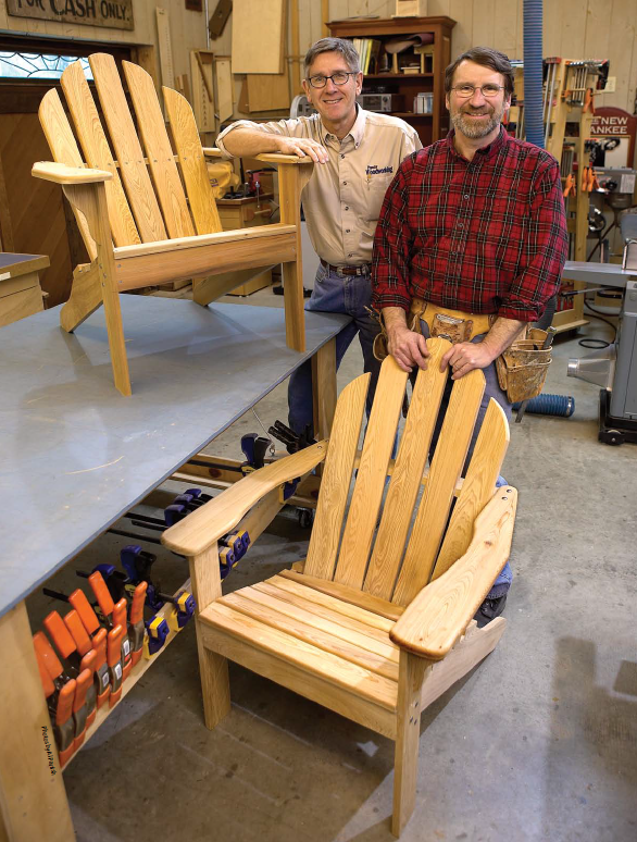 Free Woodworking Projects And Downloads Popular