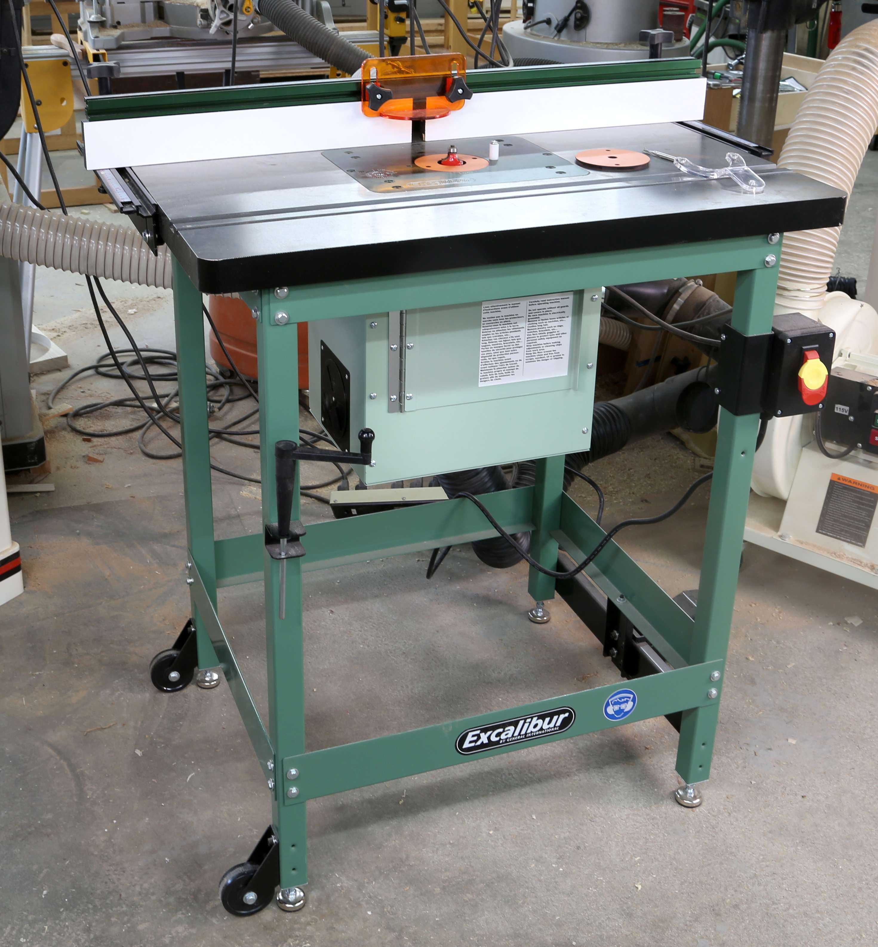 Take a Look at the Excalibur Deluxe Router Table Kit ...   2941 x 3173 jpeg 1559kB