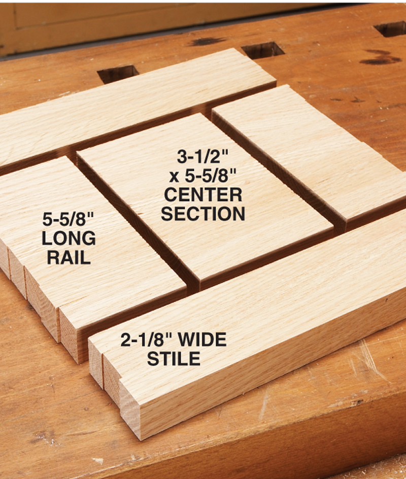 Miter Free Picture Frames Popular Woodworking Magazine
