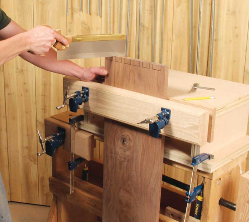 3 Classic Vises Made With Pipe Clamps Popular Woodworking Magazine