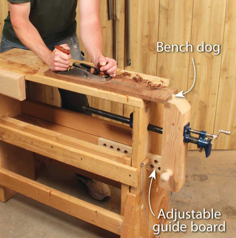 Diy Workbench Upgrades: 3 Classic Vises Made With Pipe Clamps