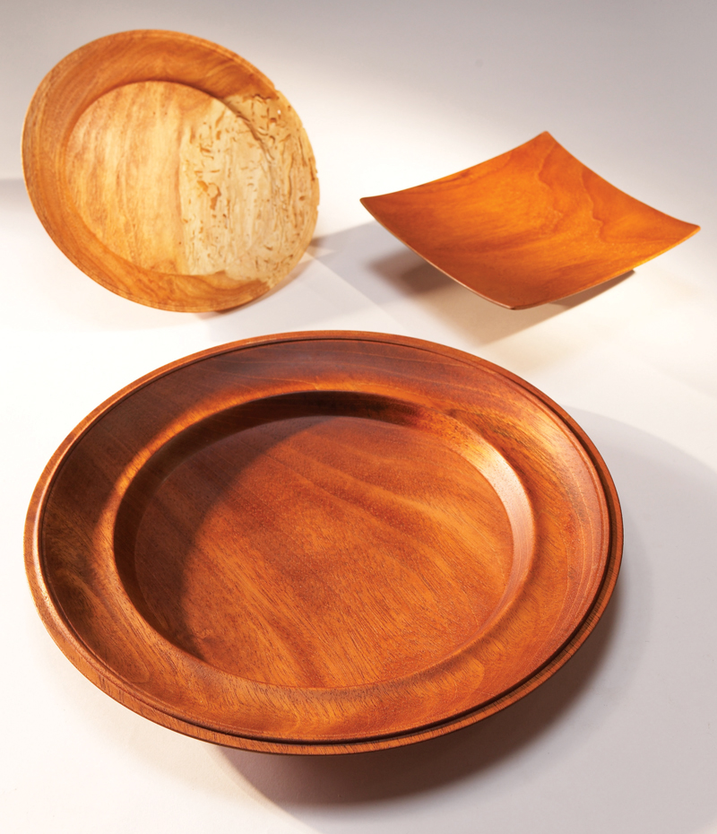 Turning Wood Wooden Plates Popular Woodworking Magazine