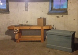Small Roubo Workbench, Anarchist's Tool Chest