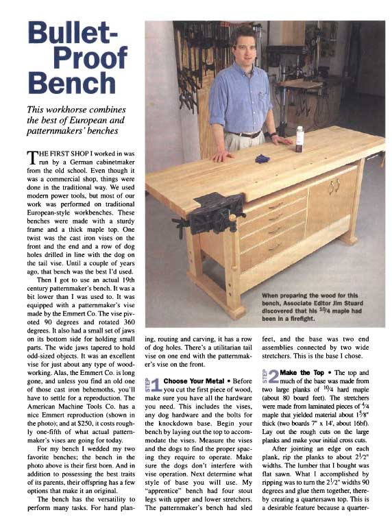 What Is The Best Woodworking Magazine