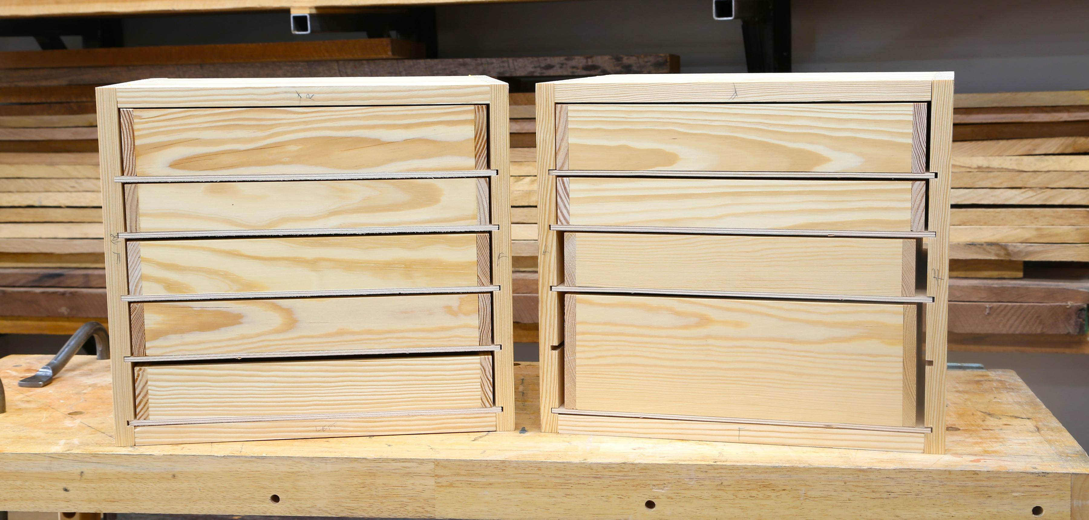 How To Build A Drawer Free Plans