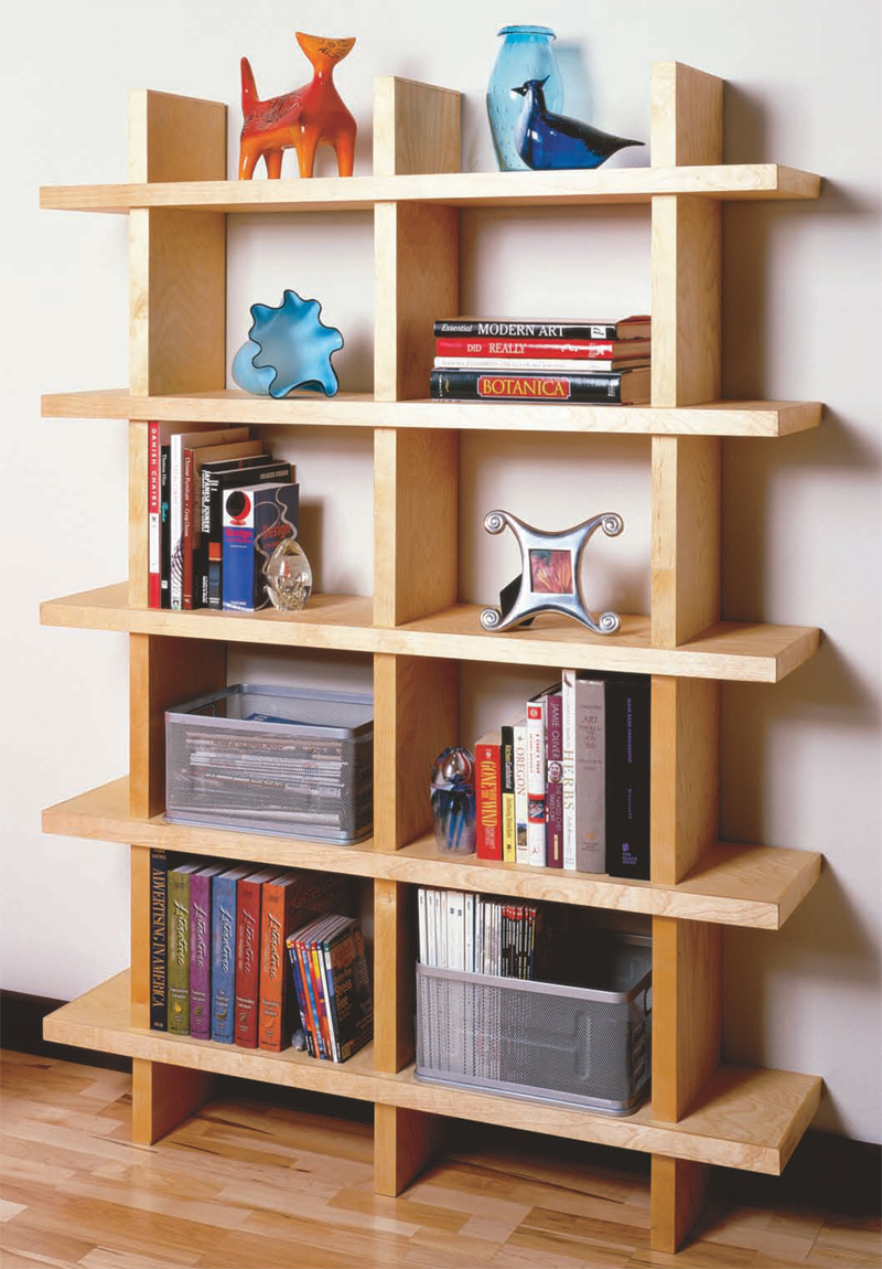 AW Extra Contemporary Bookcase