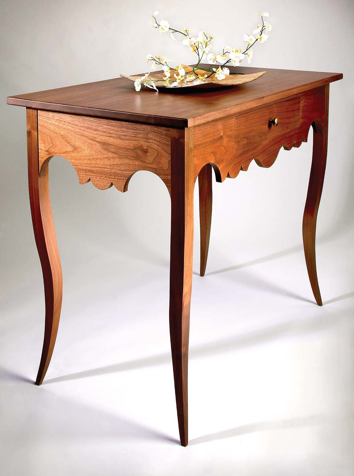 Creole Table Free Plans Popular Woodworking Magazine