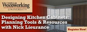 six tips for building kitchen cabinets popular woodworking magazine rh popularwoodworking com