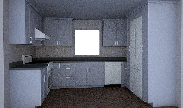 sketchup plugins like Maxwell Render let you make photo-realistic images from your models