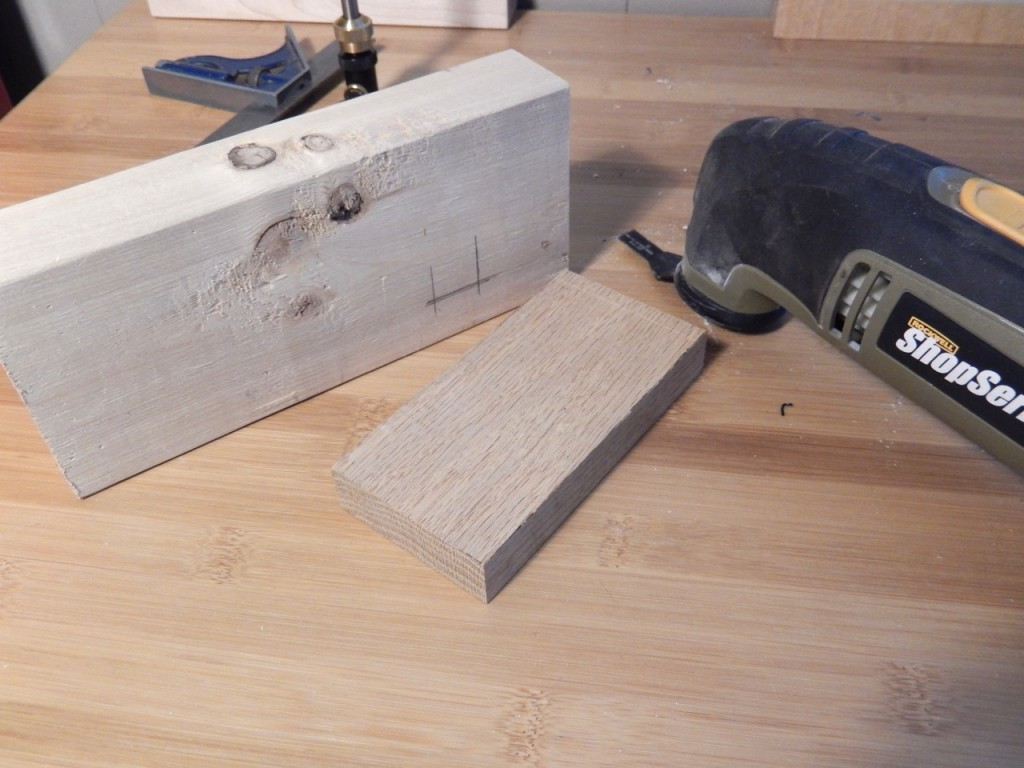 Making a mortise with an Oscillating tool1.jpg