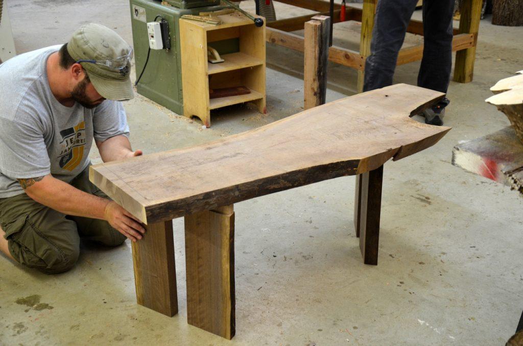 Chad's walnut table 7