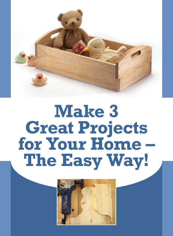Free Beginner Woodworking Projects | Popular Woodworking ...