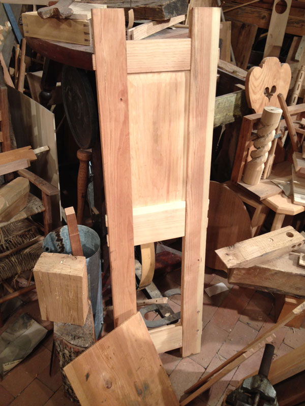 Free Plans for the Stickley No. 802 Sideboard