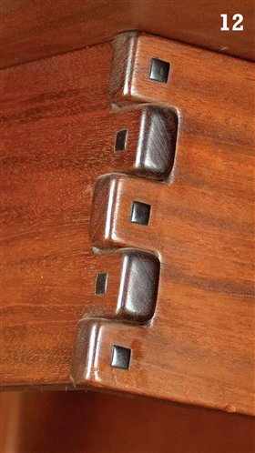 Aw Extra 6 6 13 Greene And Greene Furniture Details