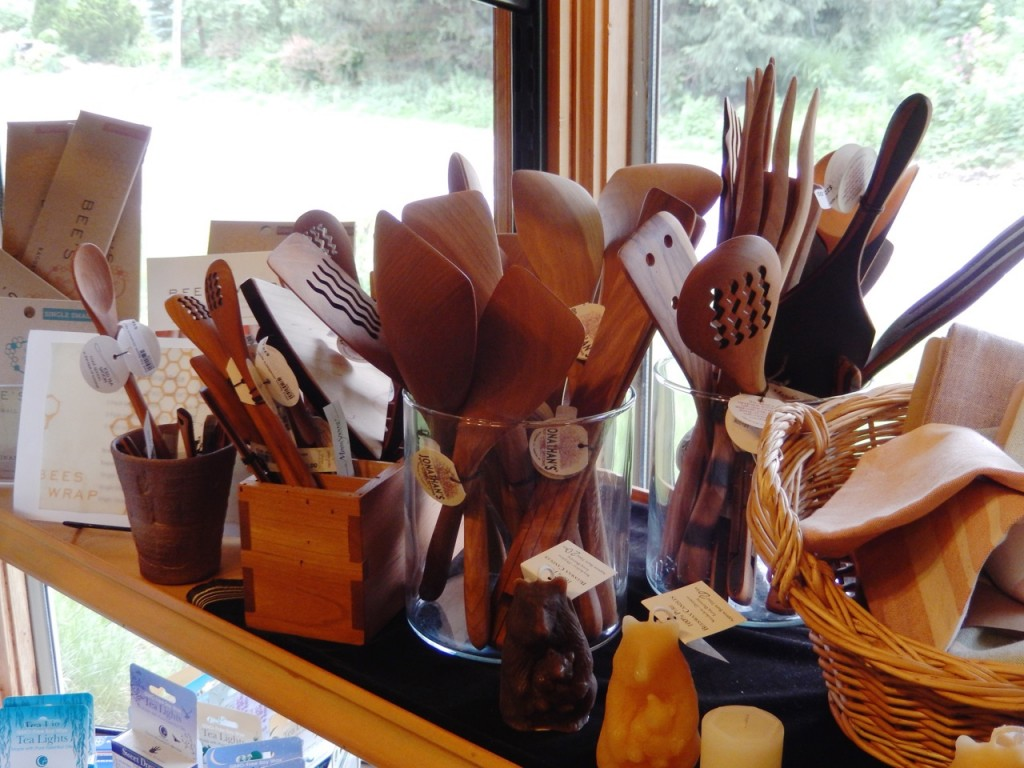 Hungry Hollow Chestnut Ridge New York Craft Display-1