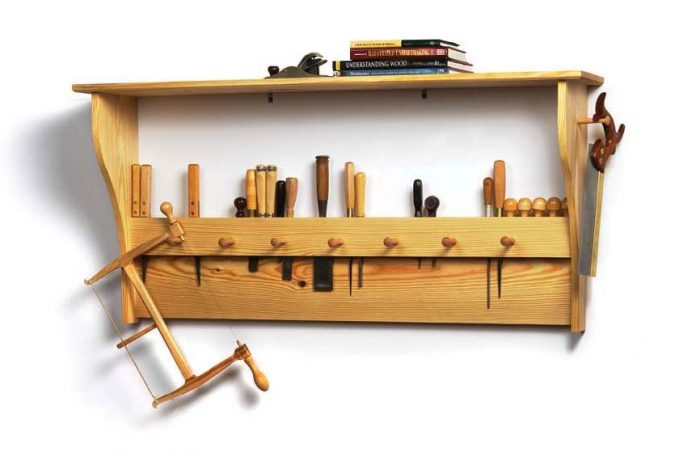 french tool rack