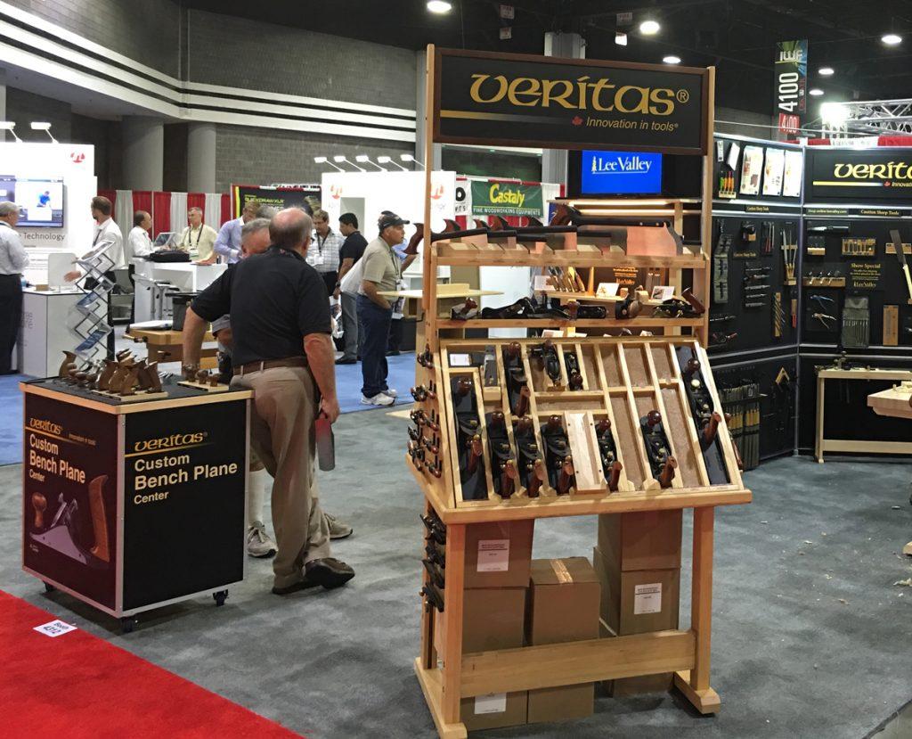 International Woodworking Fair Veritas Booth