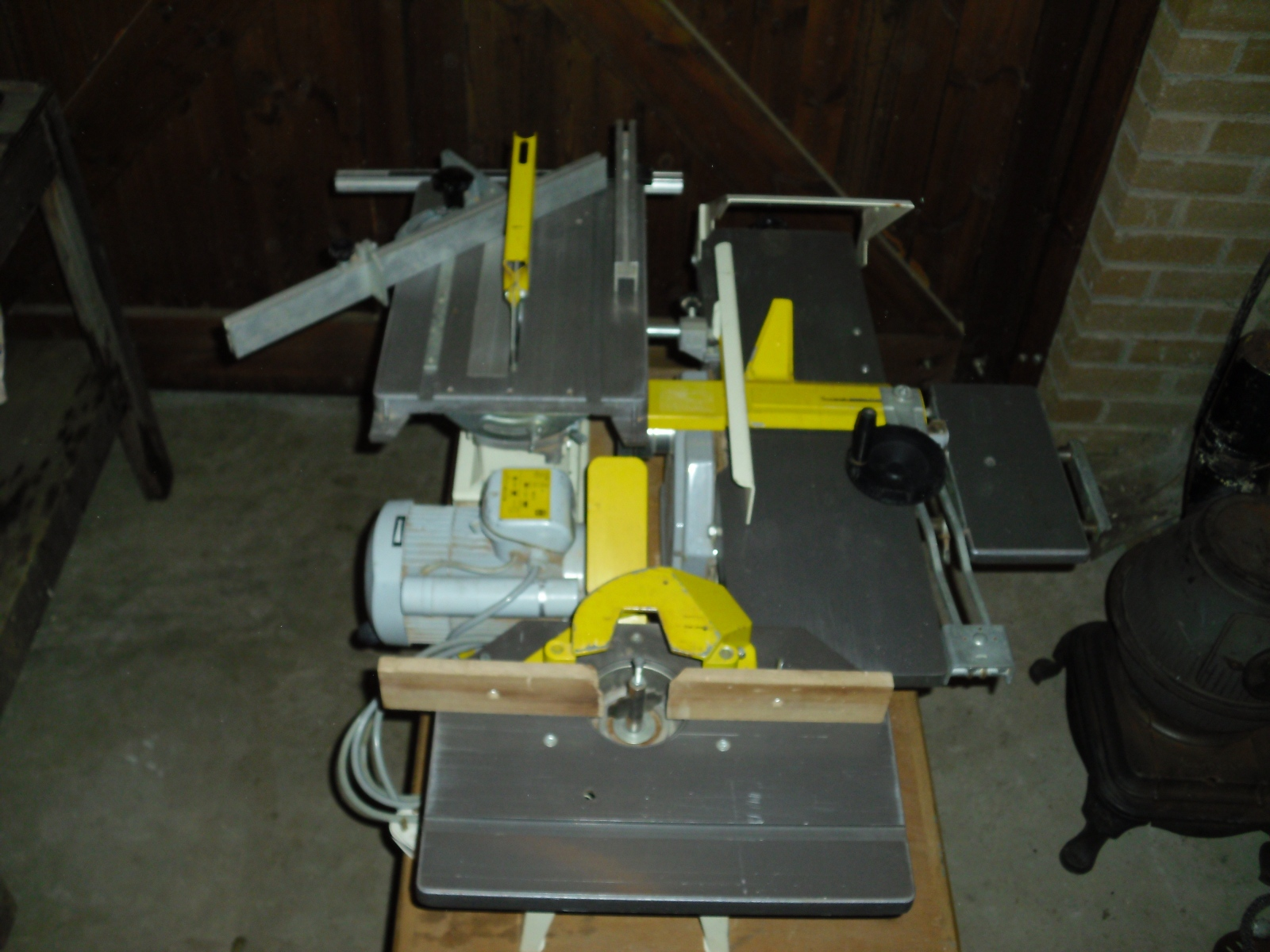 The Kity 5 Machine Centre Popular Woodworking Magazine