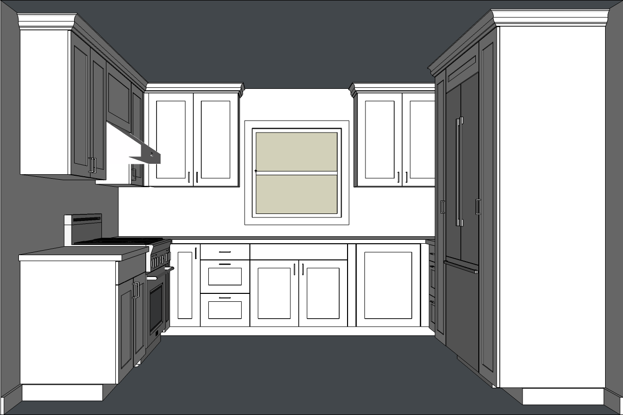 Designing Kitchen Cabinets With Sketchup Popular Woodworking Magazine