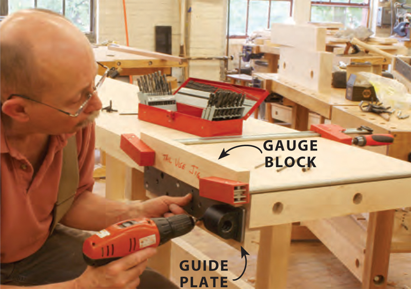 Master Cabinetmaker S Bench Popular Woodworking Magazine
