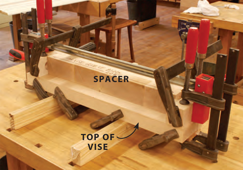 Master Cabinetmakers Bench_13