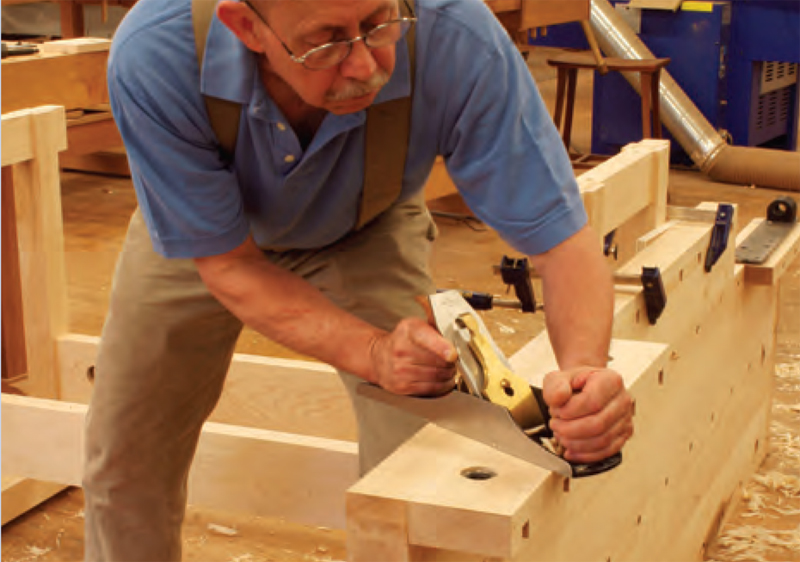 Master Cabinetmakers Bench_18