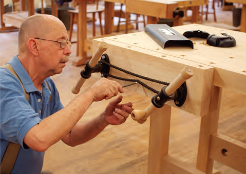 Master Cabinetmakers Bench_20