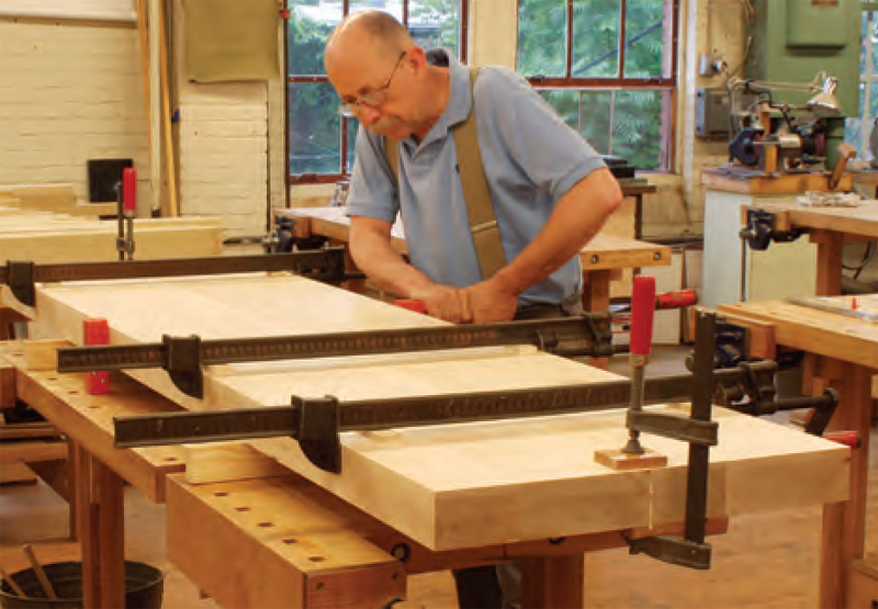 Master Cabinetmakers Bench_8