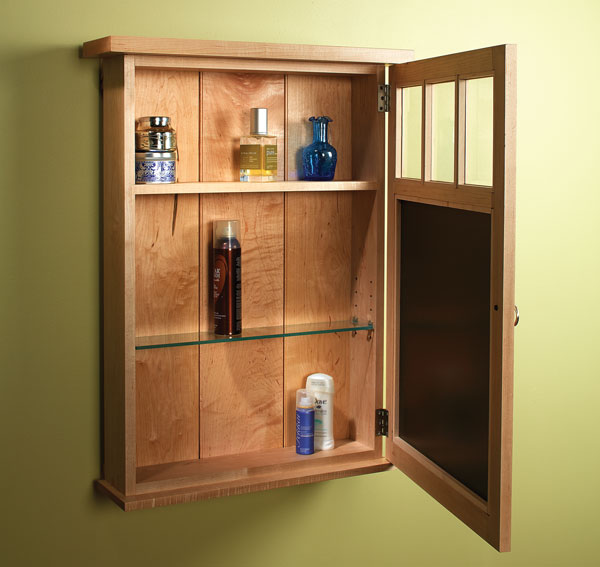 Medicine Cabinet Popular Woodworking Magazine