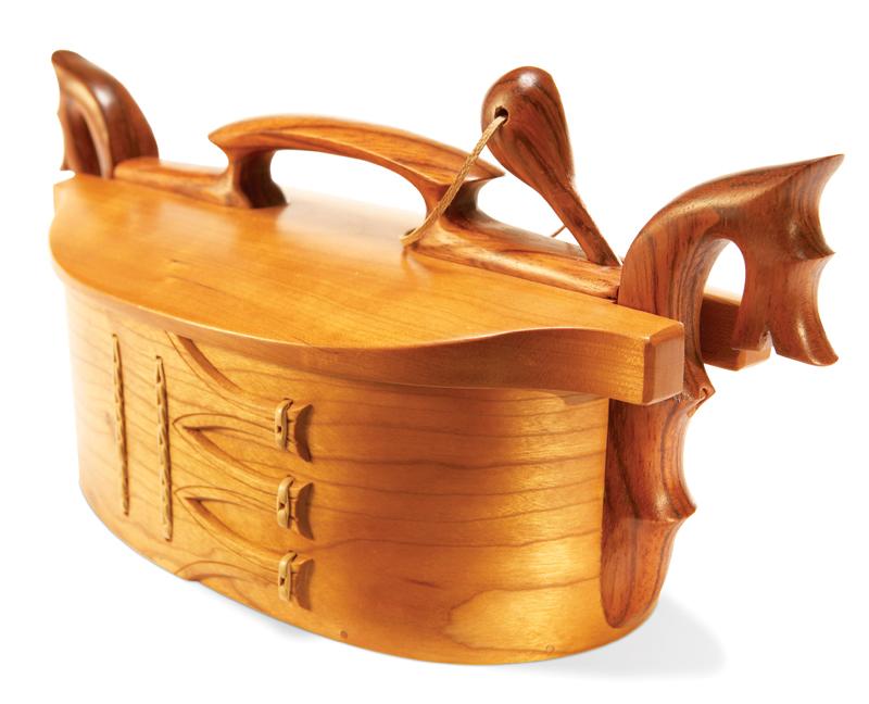 Norwegian Tine - Popular Woodworking Magazine