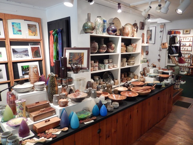 Peters Valley crafts store