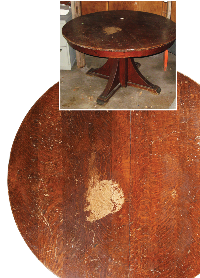 Aw Extra 9 13 12 Restore An Antique Oak Table Popular