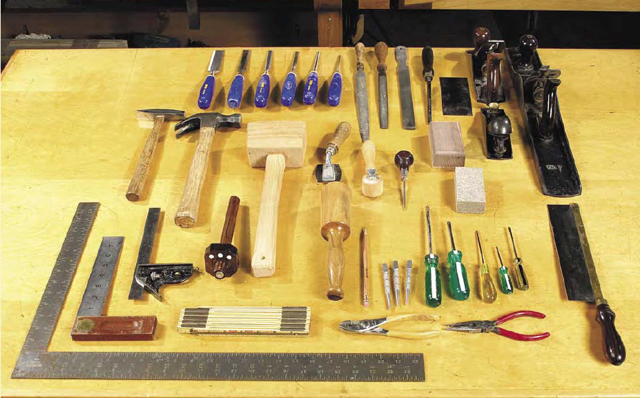 Frank Klausz S Your First Toolkit Popular Woodworking Magazine