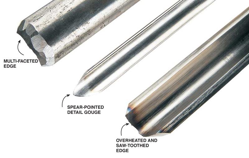 Sharpening Gouges Popular Woodworking Magazine