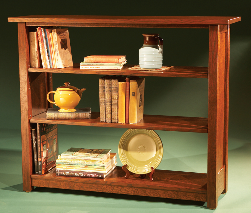 Stickley Bookcase Popular Woodworking Magazine