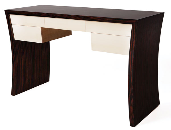Tables; Editors' Choice. Kyle Toth, Temecula, Calif. Deco Desk.