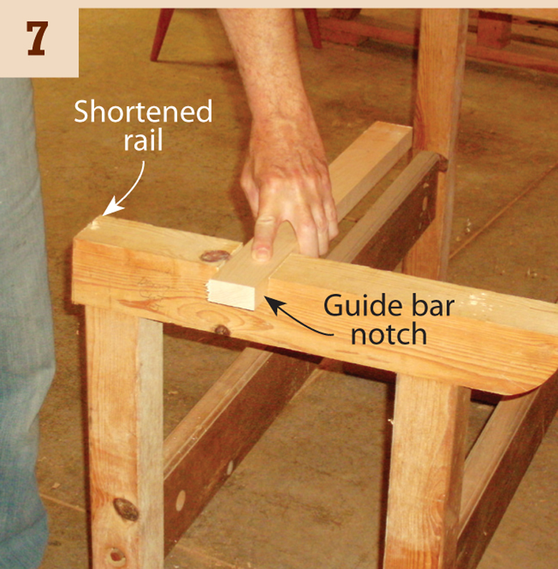 Wooden Tail Vise 7