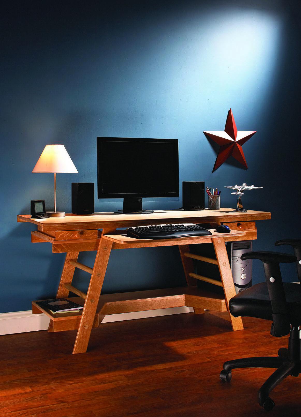 How To Build A Desk: A Free Ebook