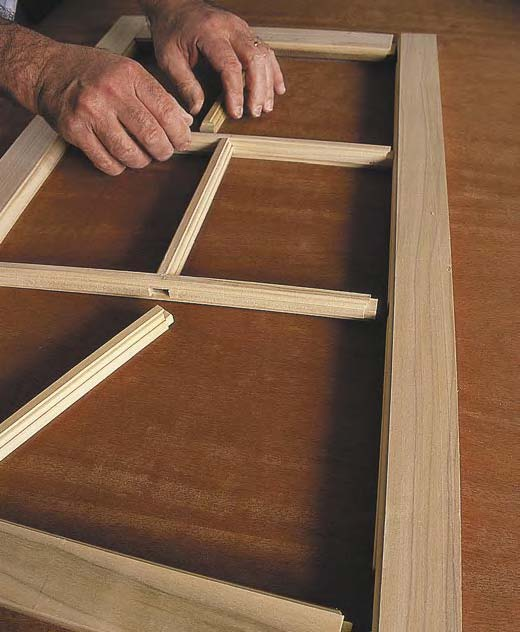 How To Build A Door Popular Woodworking Magazine