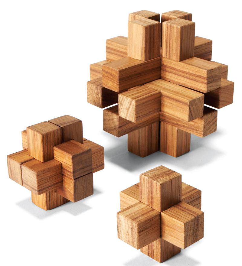 Wooden Burr Puzzles | Popular Woodworking Magazine